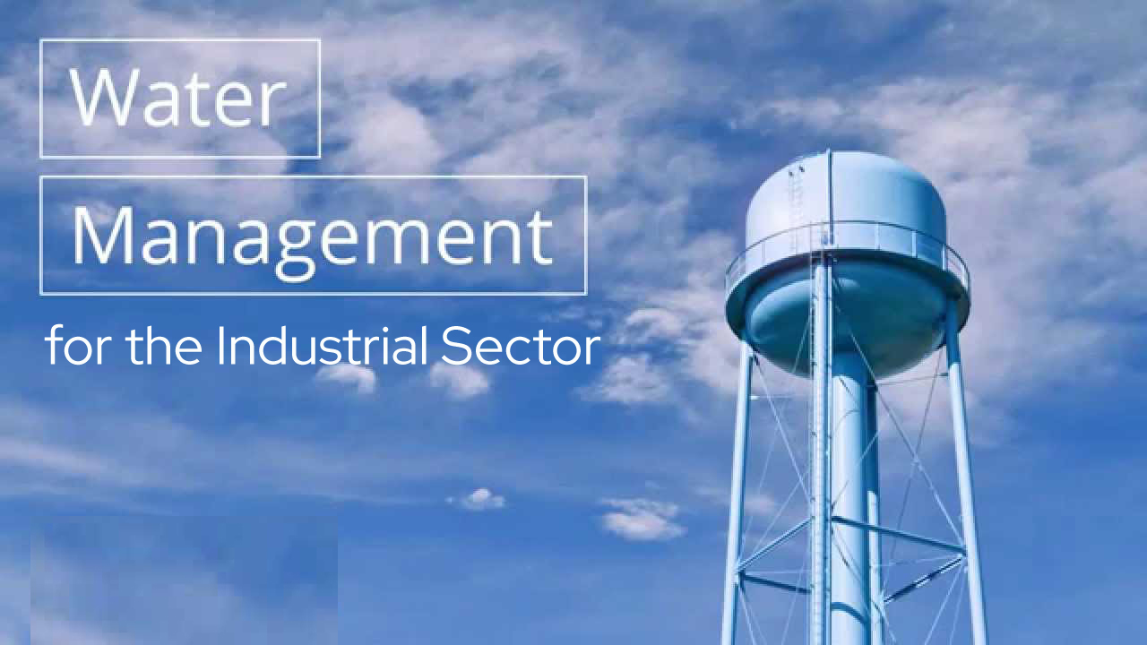 Industrial-water-management