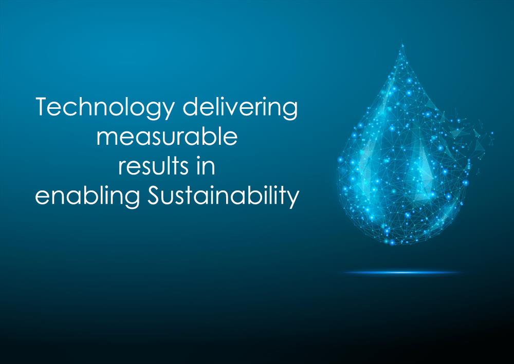 technology water sustainability